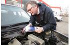 BMW 524 TD, Motor, Alf Cremers, Kühlflüssigkeit