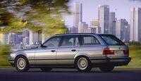 BMW 525i Touring E34 Seite