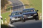 BMW 530, Lexus GS 450h, Frontansicht