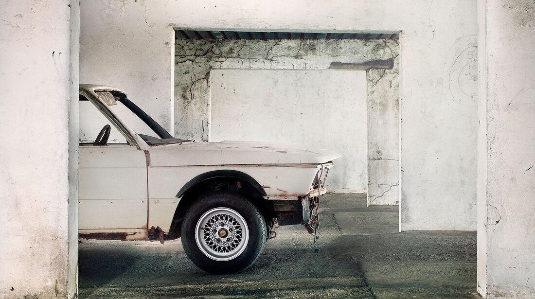 BMW 530 MLE (E 12) South Africa
