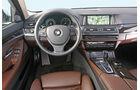 BMW 530d, Cockpit