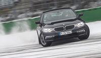 BMW 530d, Frontansicht