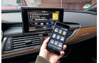 BMW 530d, Infotainment