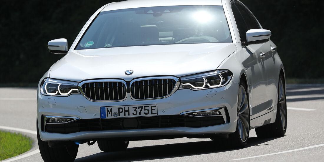 BMW 530e iPerformance Luxury Line, Exterieur