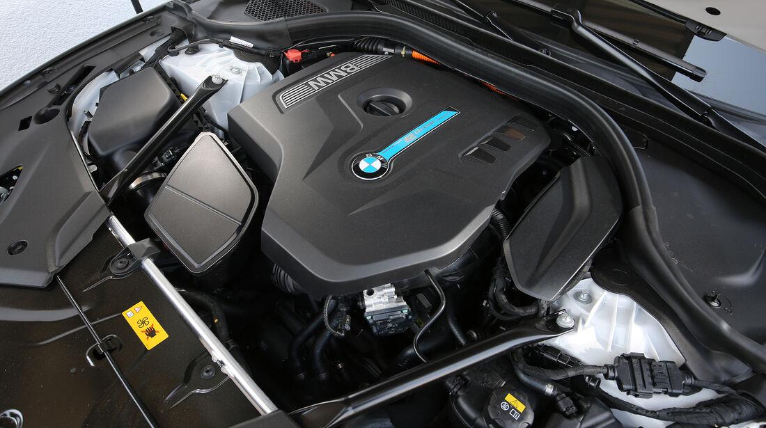 BMW 530e iPerformance Luxury Line, Motor