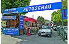 BMW 530i beim Fähnchenhändler