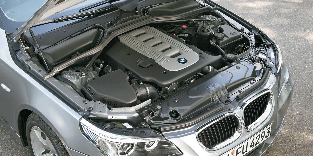 BMW 535d, 30 Jahre BMW-Dieselmotoren, 2013