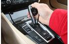 BMW 535i Automatikkulisse