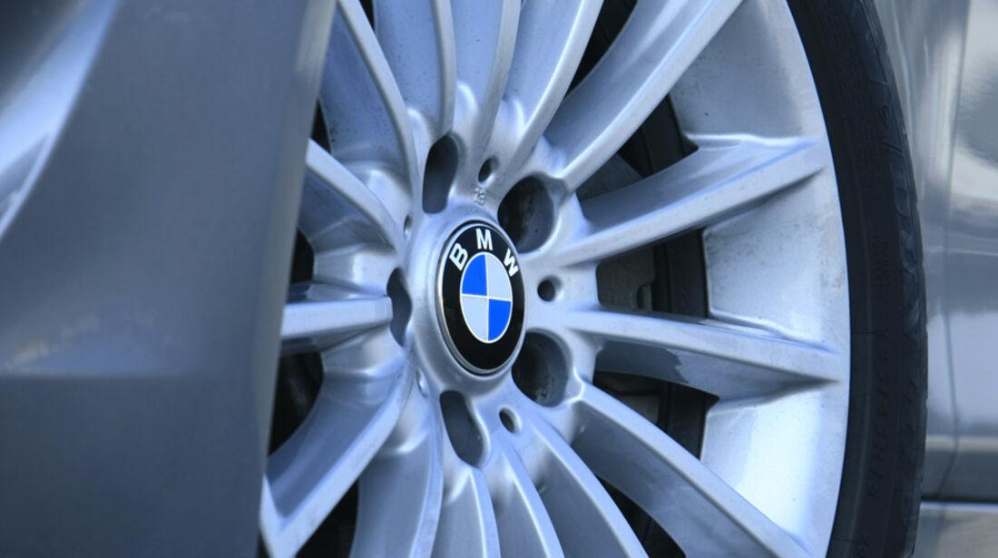 BMW 535i Rad