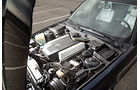 BMW 540i Touring, Motor