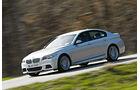 BMW 550d xDrive, Seitenansicht