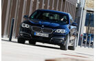 BMW 550i xDrive, Frontansicht