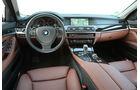 BMW 5er, Cockpit, Innenraum