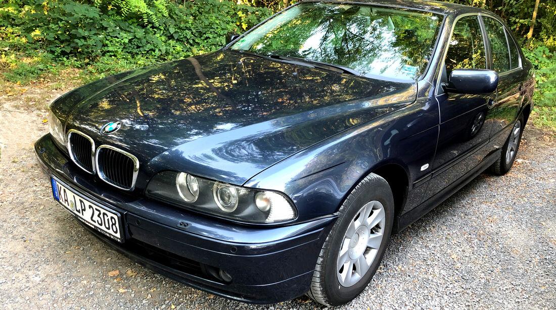 BMW 5er E39 Gebrauchtwagen 520i
