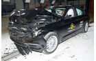 BMW 5er EuroNCAP-Crashtest