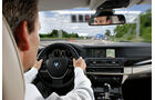 BMW 5er, Head-up Display