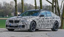 BMW 5er M5 Erlkönig