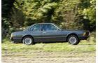 BMW 628 CSi (E24), Seitenansicht