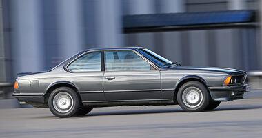 BMW 635 CSi, Seitenansicht