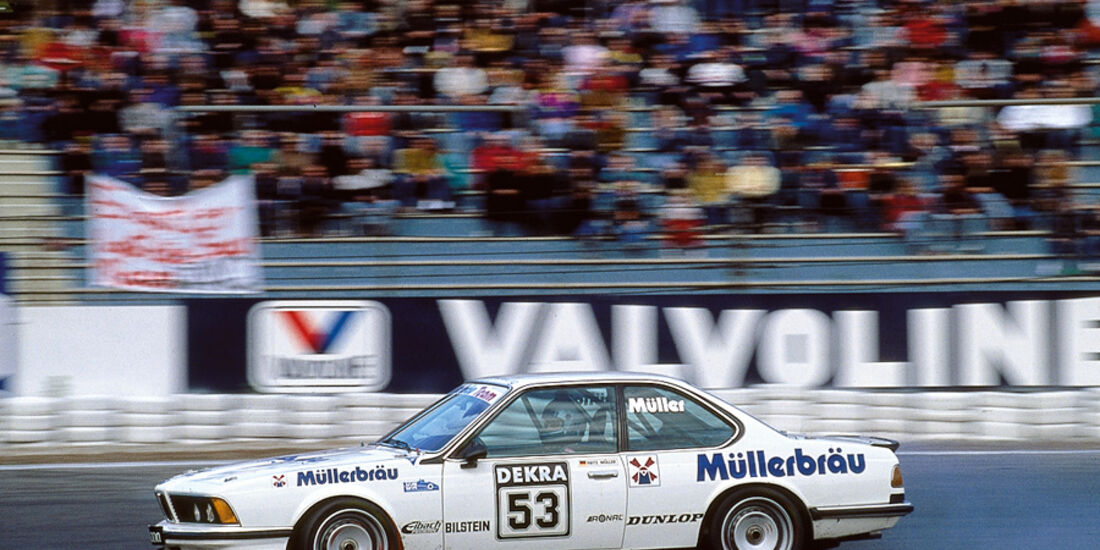 BMW 635 Csi, Fritz Müller