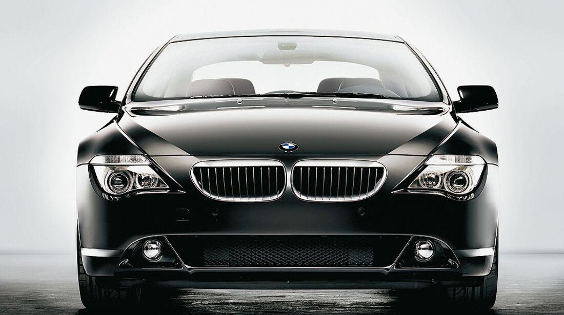 BMW 6er Baujahr 2003