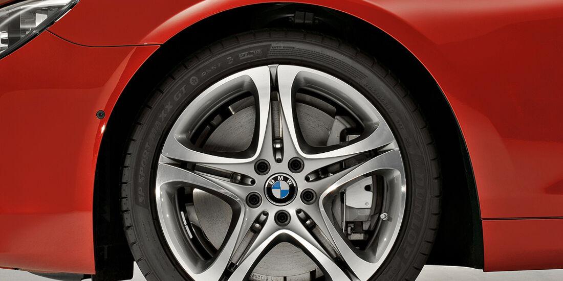BMW 6er Coupé, Felge