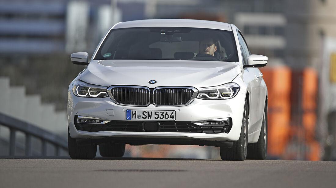 BMW 6er GT, Exterieur