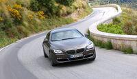 BMW 6er Gran Coupé, Frontansicht