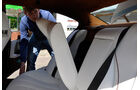 BMW 6er Gran Coupé, Innenraum-Check, Fond, Rücklehne