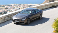 BMW 6er Gran Coupé, Seitenansicht