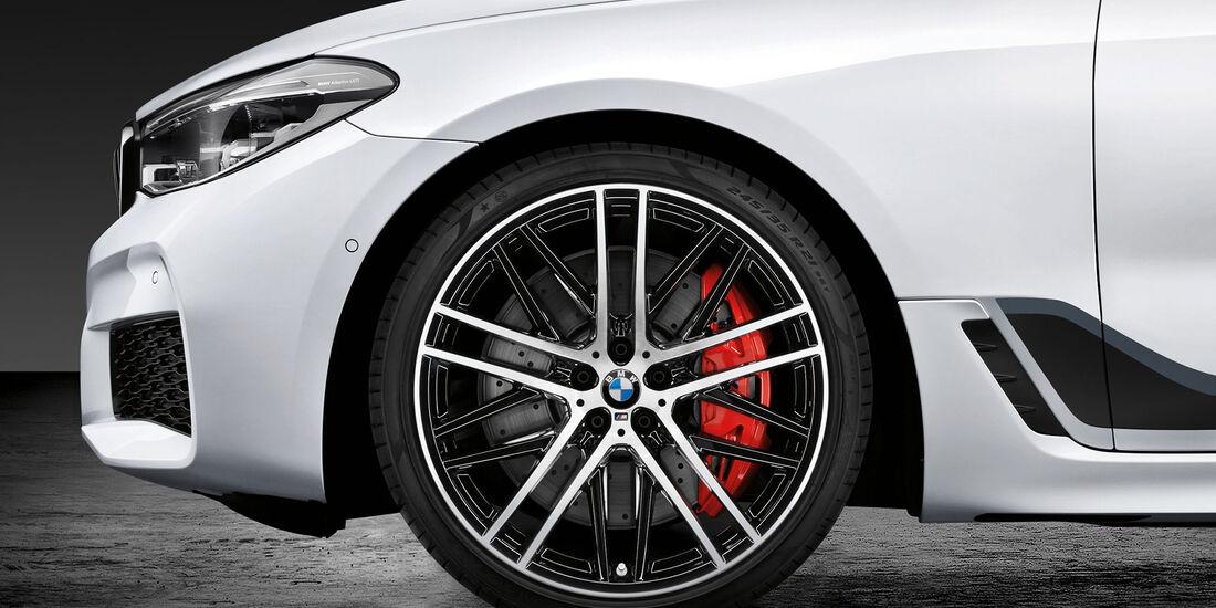 BMW 6er Gran Turismo M-Performance