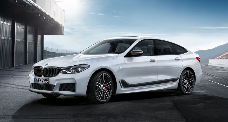 BMW 6er Gran Turismo M-Performance