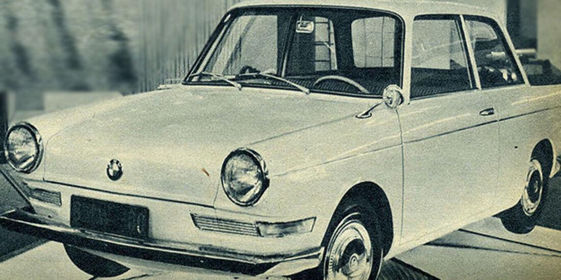 BMW, 700, IAA 1959