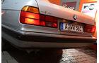 BMW 740i, Heck, Heckleuchte
