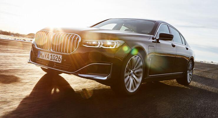 BMW 745Le 2019