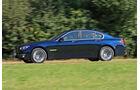 BMW 750i, Seitenansicht
