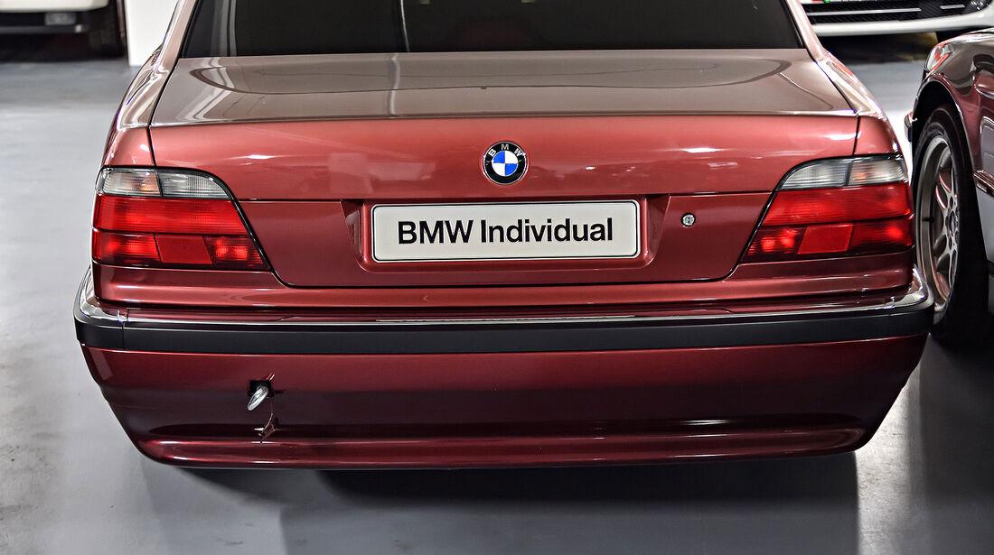 BMW 750iL E38 Individual Karl Lagerfeld