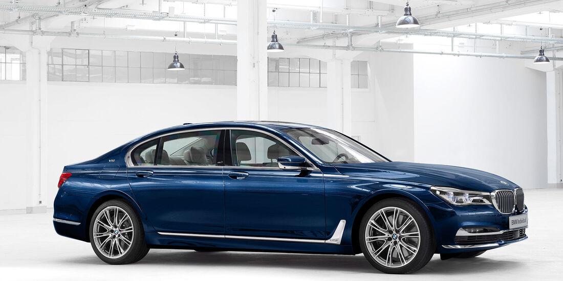 BMW 7er 100 Jahre Sondermodell