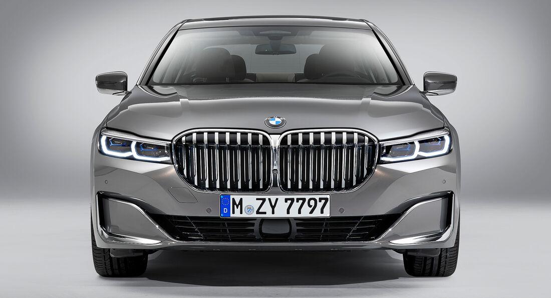 Bmw 7er G11 G12 2019 Niere Und Logo Gößer V8 Neu Auto Motor