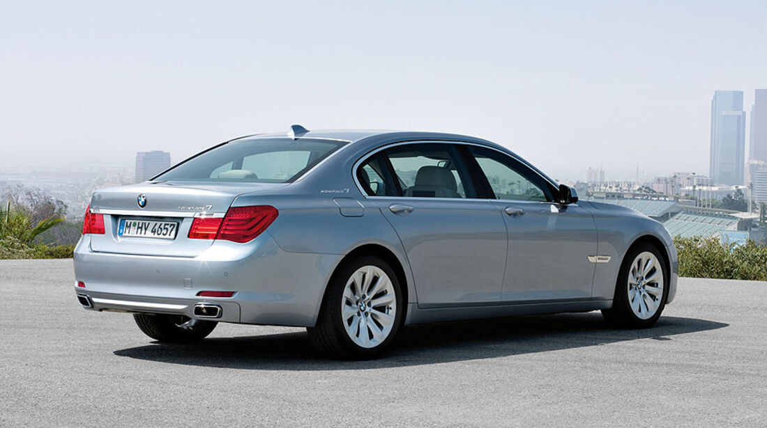 BMW 7er Hybrid