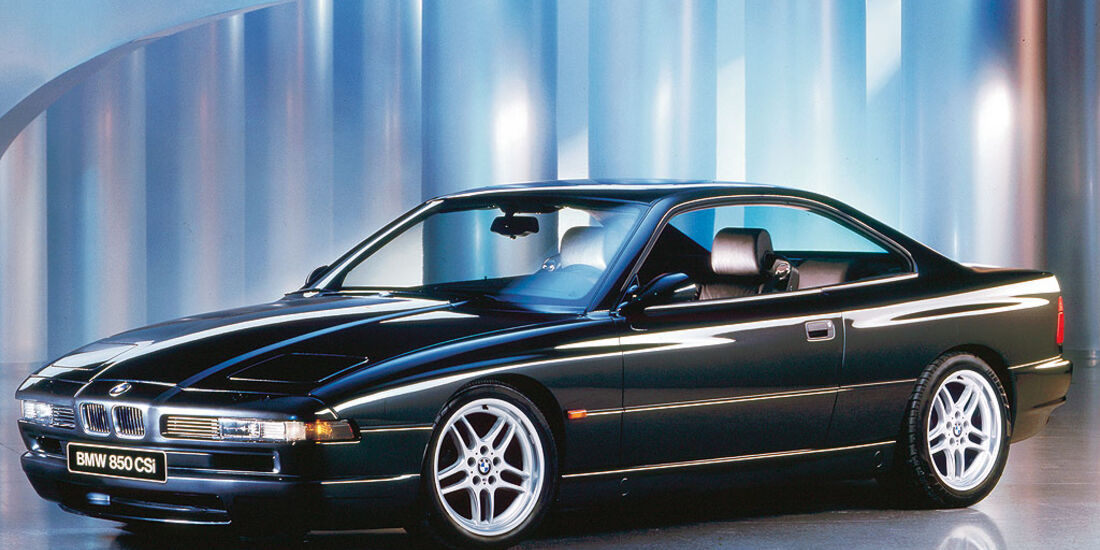 BMW 850 CSi Baujahr 1992