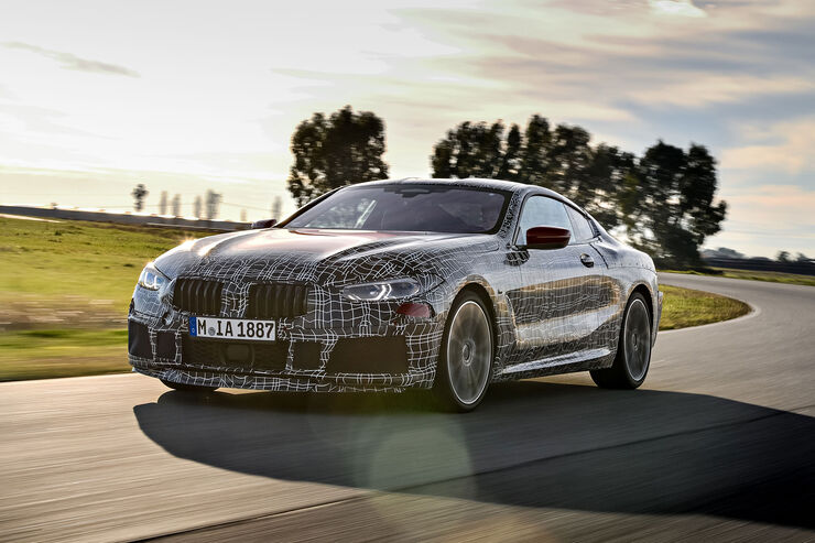 BMW 8er Coupe G15 Erlkonig Daten Infos Marktstart Preise