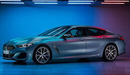 BMW 8er Gran Coupé leaked
