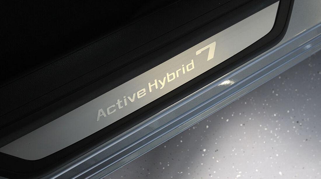BMW Active Hybrid 7