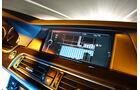 BMW Active Hybrid5, Bildschirm, Armaturenbrett