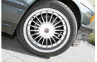 BMW Alpina B11 3.5, Rad, Felge