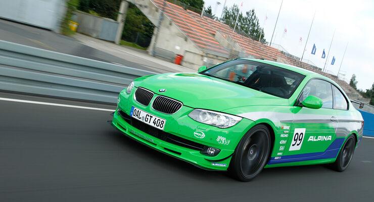 BMW Alpina B3 GT3