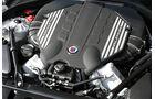 BMW Alpina B5 Biturbo Motor