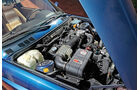 BMW Alpina B6 3.5 S, Motor, Motorhaube