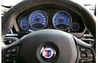 BMW Alpina D3 Biturbo, Rundinstrumente